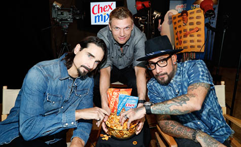 sound checks - the story of snackstreet ft. backstreet boys