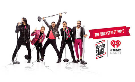 backstreet boys live at honda stage iheartradio theater la