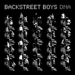 DNA - Backstreet Boys album cover