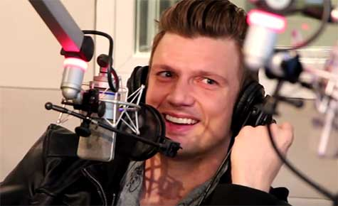 nick carter in toronto