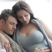 baby carter is geboren - nick carter - lauren kitt carter - et