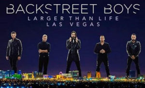 backstreet boys larger than life las vegas