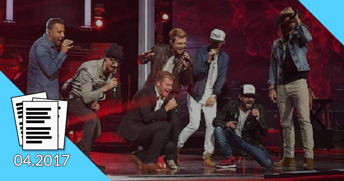 backstreet boys nieuws april 2017