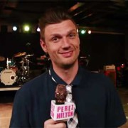 behind the scenes nick carter all american tour