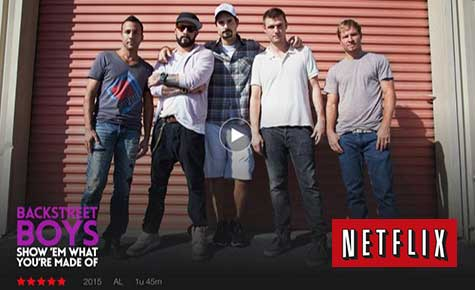 bsb - show em what you're made of op netflix